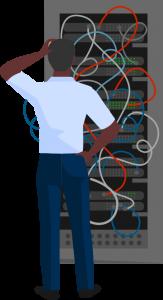 Conserto de rede